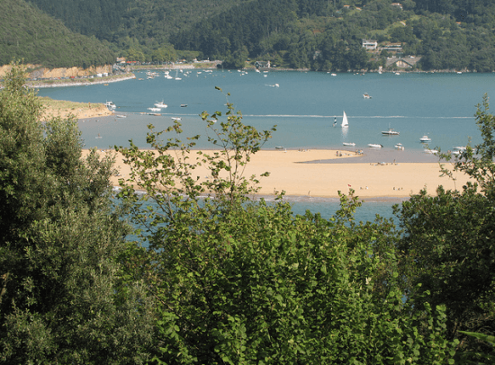 Playas de la Costa Vasca