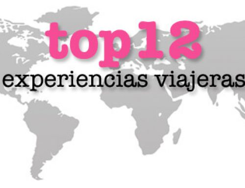 Top 12 experiencias viajeras